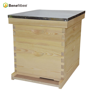 Us Standard Langstroth Beehive For Beekeeper