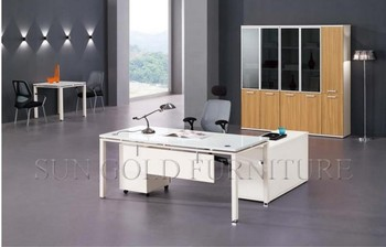 Nouveau mobilier de bureau moderne chic conçu patron mobilier de