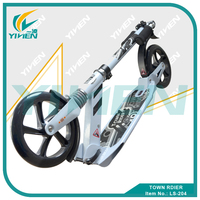 full aluminium adult kick scooter for wholesale,city electric scooter EN14619 approved