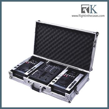 Pioneer Ddj Sx Dj Serato Controller Carrying Flightcase Mixer Cases Slant  Top Mixer Rack Cases - Buy Slant Top Mixer Rack Cases,12u Mixer