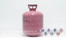 Different Colors Test Pressure 2.3Mpa Water Capacity 13.4L 30LB Helium Tank