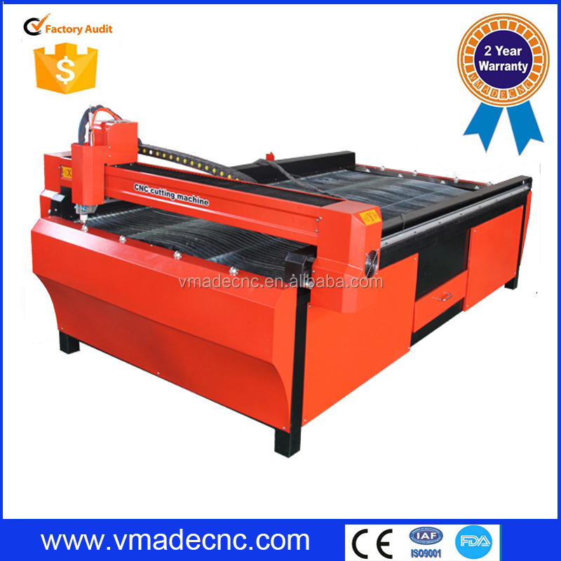 Factory outlet high accuracy plasma cutter/cnc plasma cuter for industrial