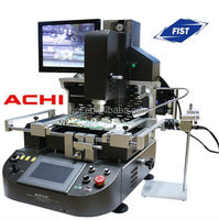 ACHI HR15000 optical alignment bga rework station with laser position and CCD Camera