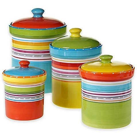 Cheap Canister Set Of 4 Find Canister Set Of 4 Deals On Line At