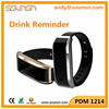 2016 Most Popular CE, RoHS Drink Reminder Fitbit Bracelet Pedometer Calorie Counter Fitness Tracker Smart Wrist Band