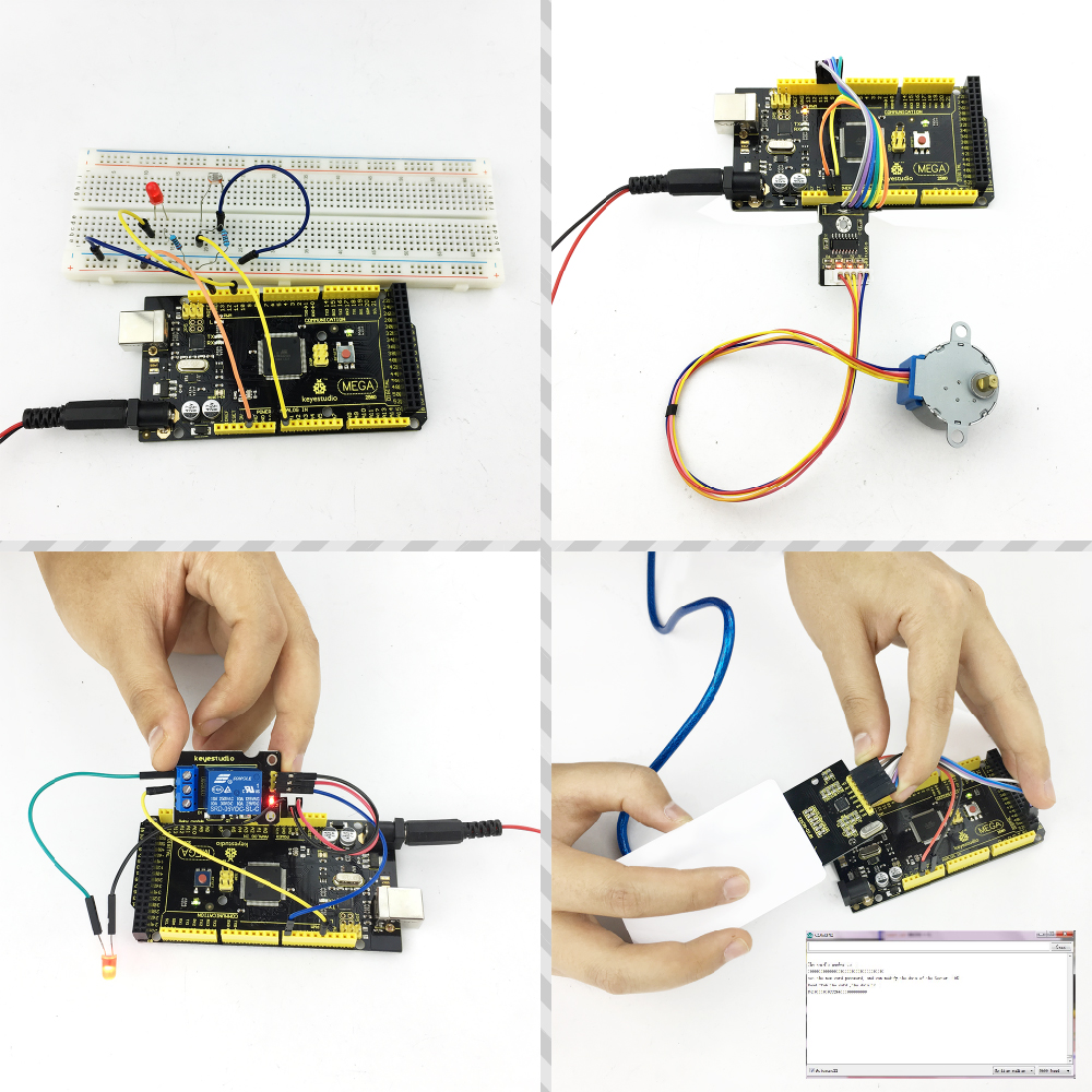 MEGA 2560 STARTER KIT FOR ARDUINO -5
