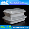 Food grade cake plastic container, fruit box, plastic sandwich container
