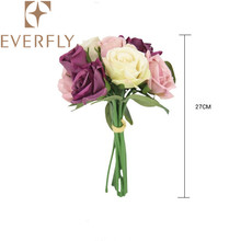 Wholesale loose artificial flowers wedding artificial flower
