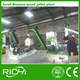Low Price 1-10t/h Line Production Wood Pellet with Biomass Wood Pellet Production Line