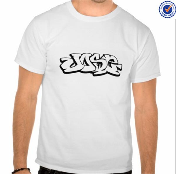 High Quality Write Name T Shirt,Custom Write Name T Shirt Supplier ...
