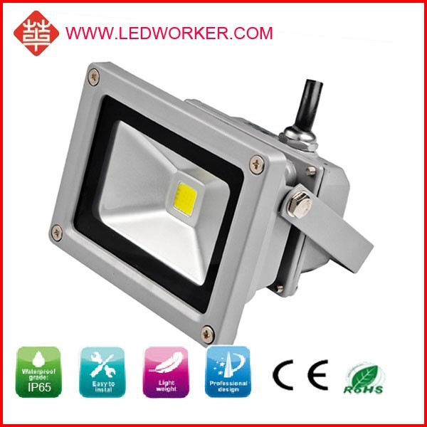Long lifespan,RGB outdoor led flood light,18watts floodlight,high quality and lux