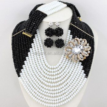 for nigeria wedding africa beads jewelry set african coral beads