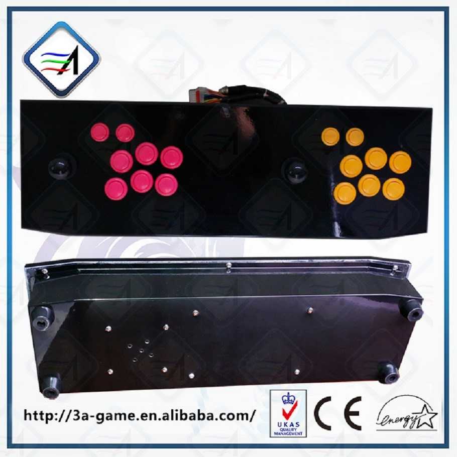 Arcade Kit For controller Joystick With Pandora's Box 4 645 in 1 games Work For Coin Pusher Machine