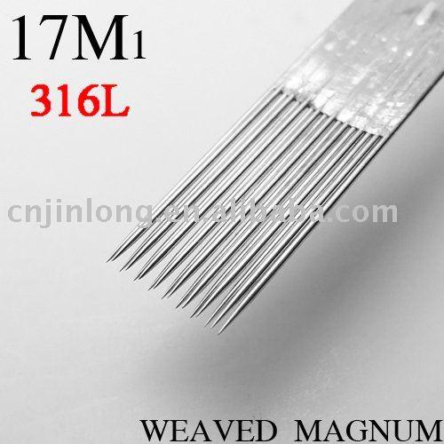 Steriled Magnum Tattoo Needle
