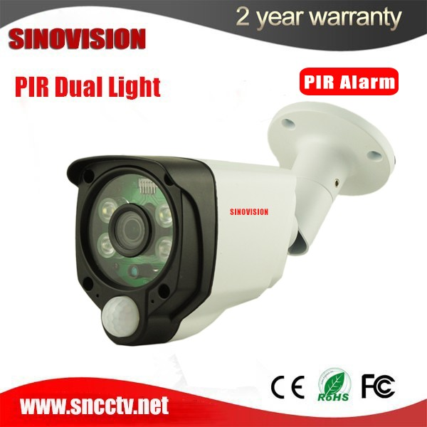 CCTV IPC net work camera with PIR motion detect