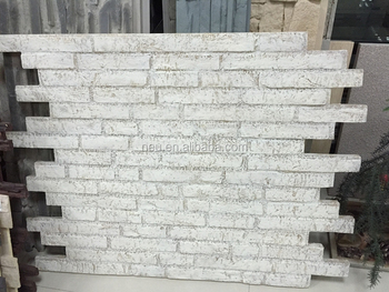 Polyurethane Foam Brick Fireproof Waterproof Faux Brick 3