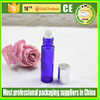 Factory sale empty perfume roll on bottles roll-on bottles in india