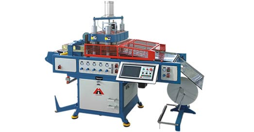 PS PET PVC material HSC-510570 Plastic Thermoforming Machine