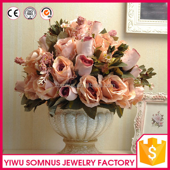 Natural products europe silk loose artificial rose flowers bouquet natural products europe silk loose artificial rose flowers bouquet sm0317b mightylinksfo