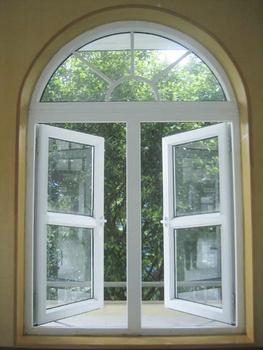 la lht alta calidad arco cortinas de la venentian motores ciegos y pvc