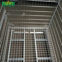 Hot sale China professional manufacture 2x2 welded wire mesh fence panels in 6 gauge