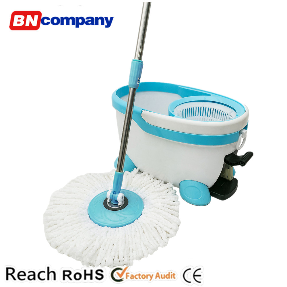 Regular Size Four Function Wet and Dry High Quality Twist Spin Mop