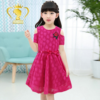 Hand Embroidered Baby Girl Party Dresses Children Frocks Designs