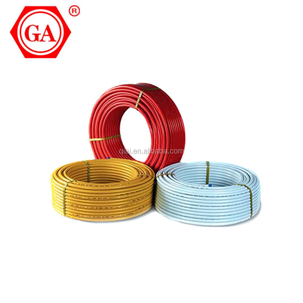 Ga Brand High Quality Red White Color Pex Al Pex Multilayer ...