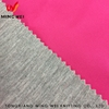 Anti-Static Shrink-Resistant Anti-crease Plain Bonded Velvet Fleece Knit Fabric