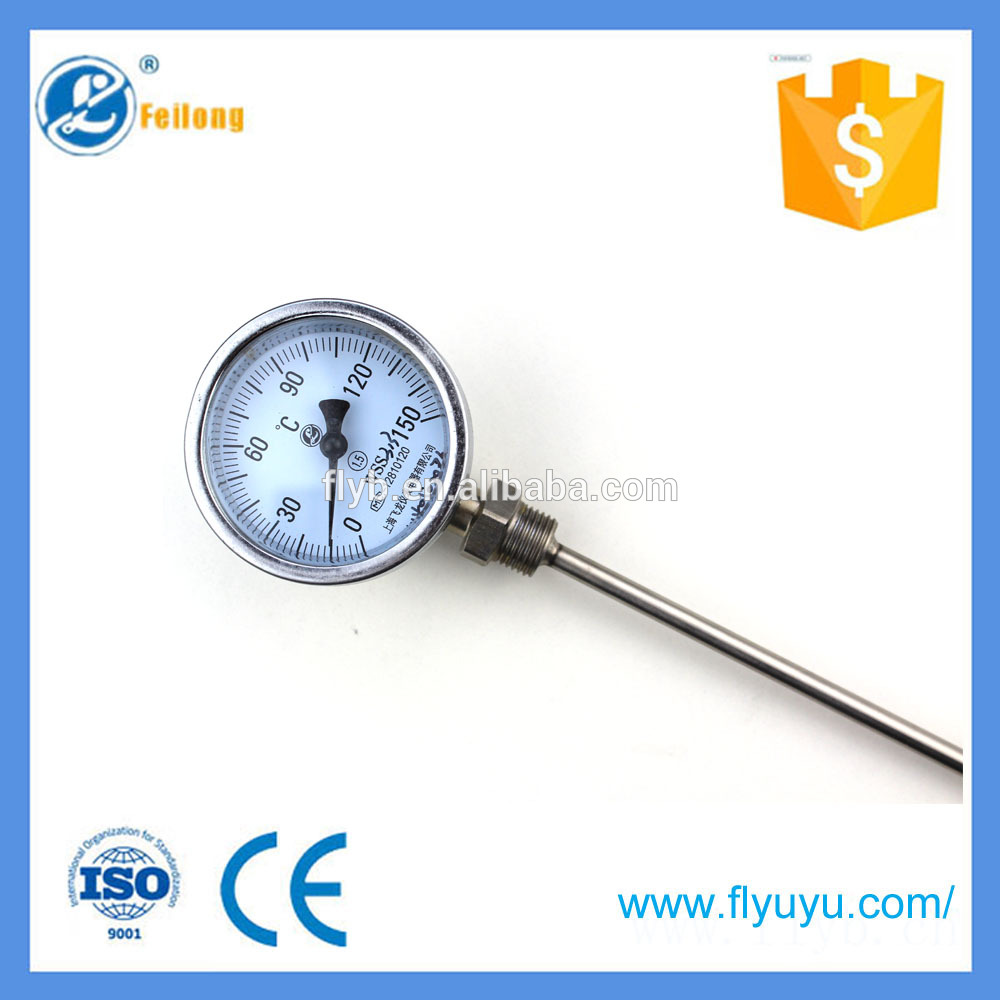 Feilong thermometer bimetal for electric water heater high temperature measuring