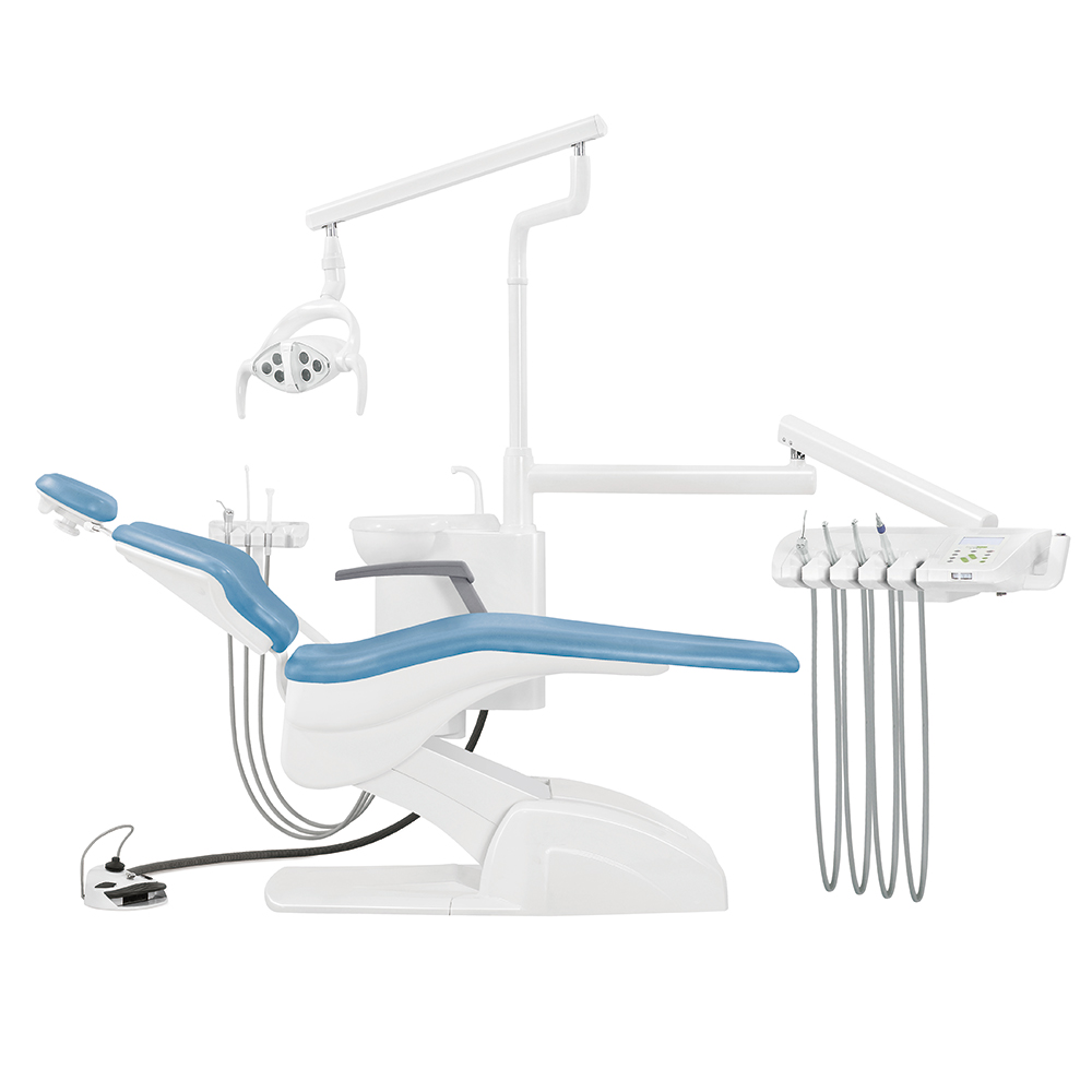 Dental chair confident dental chair All controlled by the electric valve