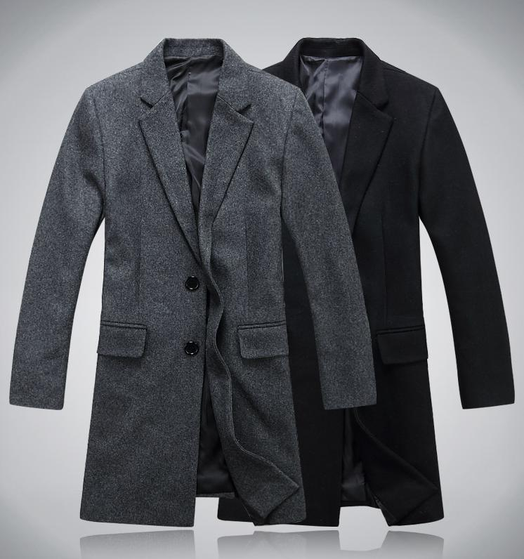 Find mens long gray wool coat at ShopStyle. Shop the latest collection of mens long gray wool coat from the most popular stores - all in one place.