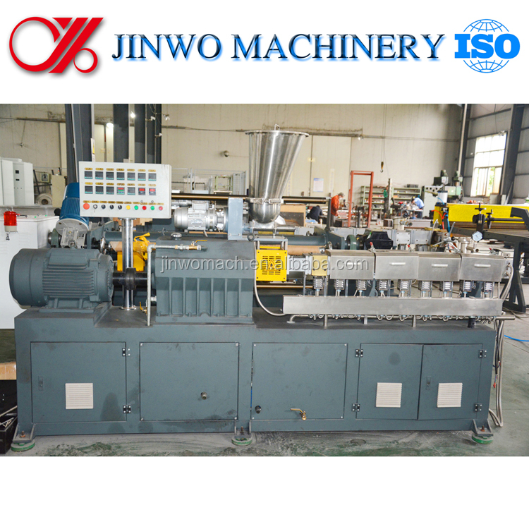 JWP35 lab plastic twin screw extruder plastic compounding extruder for lab mini small lab extrusion machine price