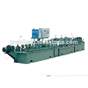Pipe forming machine to make stainless steel profiles ,welded tube welding machine