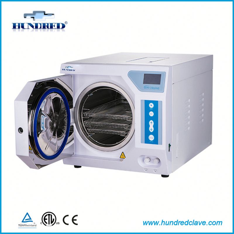 Hot sale table top steam sterilizer flash autoclave for surgery or lab equipment