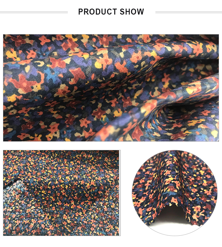 high quality compact combed yarn plain dyed reactive printed 100% cotton poplin lining fabric