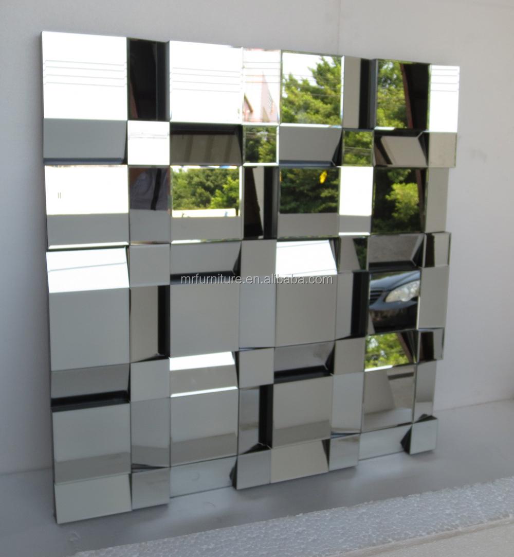 Faceta grandes espejo de pared para cocina buy product for Espejos biselados para comedor
