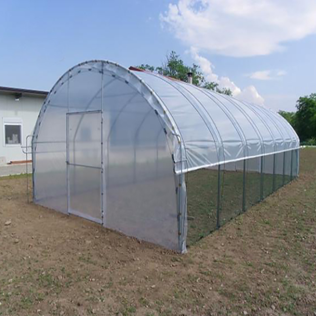 Economic and Easily Assembled large scale agricultural greenhouse