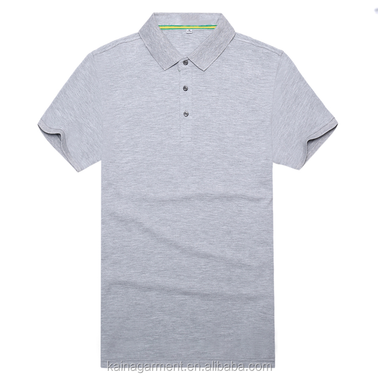 db46dfb6 Unisex asian size stock dry fit polyester promotional price 100% polo t- shirt