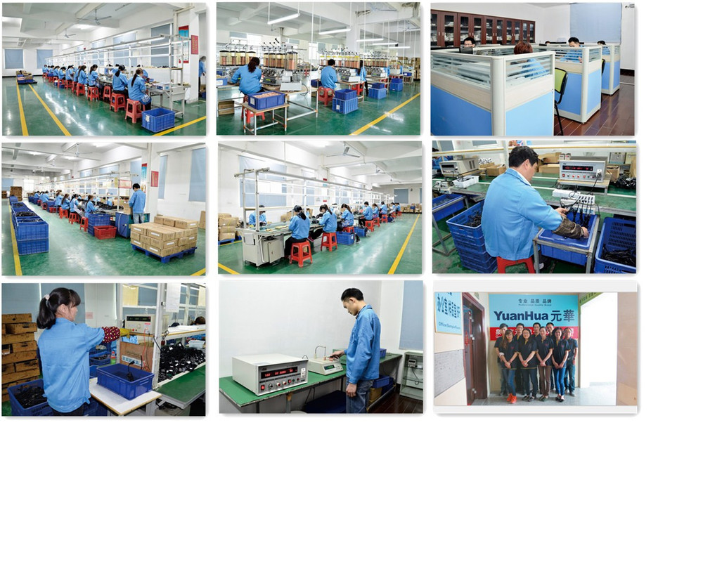 Low Voltage Yuanhua Fountain Submersible Water Pump With