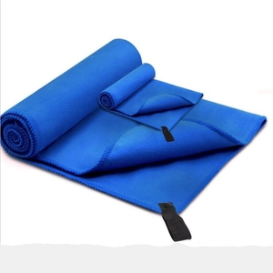 Promotional wholesale comfortable water absorb custom embroidery blank microfiber golf towel with logo