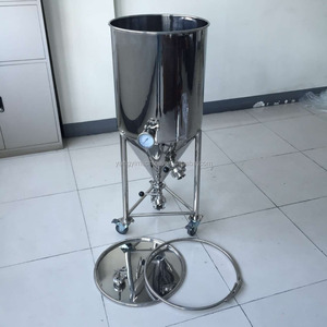 Used home beer brewing equipment fermentation tank
