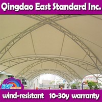 East Standard fast construction large steel building system