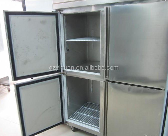 1000l Commercial Kitchen Used Deep Freezer Compressor