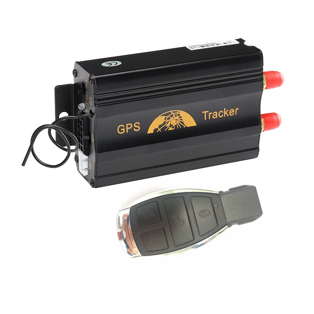 GPS103B GSM/GPRS/GPS Auto Vehicle TK103B Car GPS Tracker Tracking Device with Remote Control Anti-theft Car Alarm System