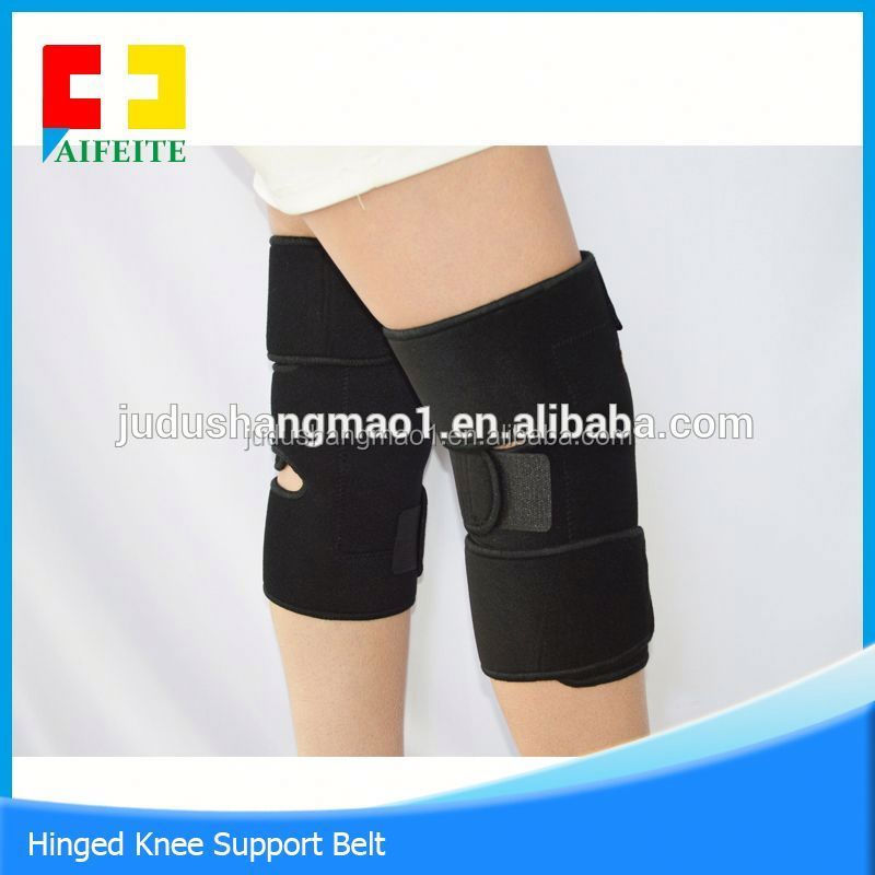 2016 Hot-selling spring Neoprene Pro Sport Thermal Magnetic Knee Support/knee joint model