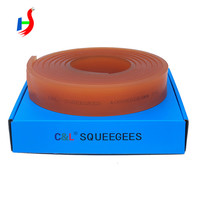 Tea silk screen printing squeegee blades rubber China suppliers