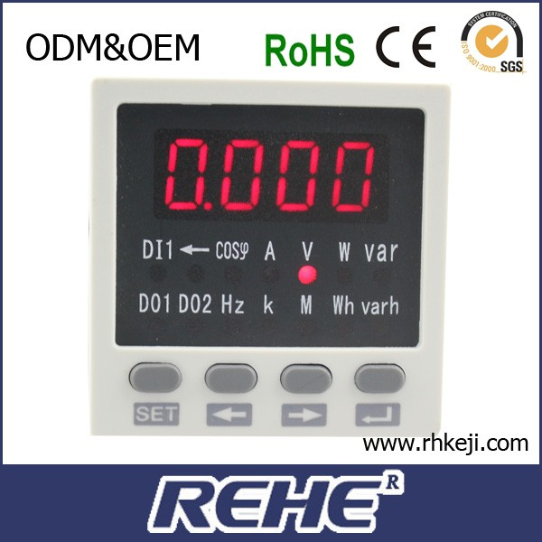 RH-D31 Three years warranty single phase LED display ac380v persp electron DM