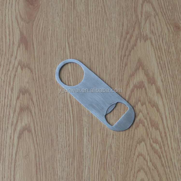 Stainless steel mini speed bottle opener with promotional gifts