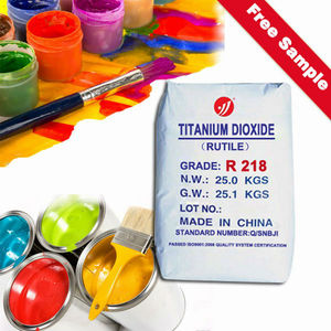 weather resistance titanium dioxide rutile grade for paint and pigment colorful